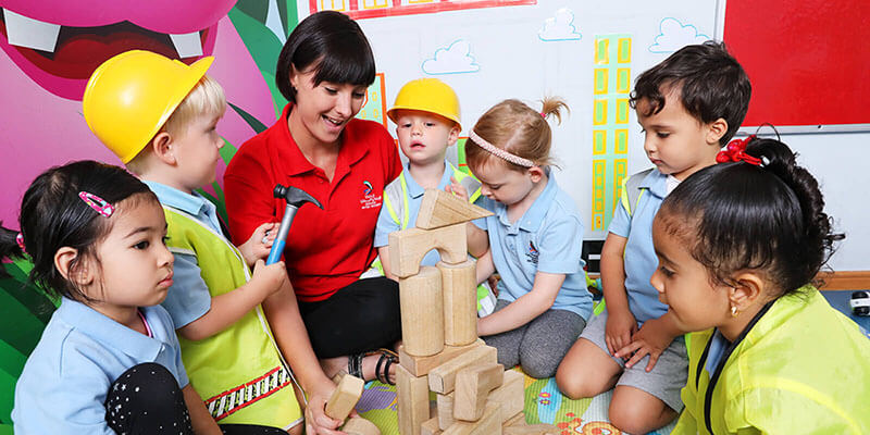 What Makes a Great Nursery Teacher in Dubai