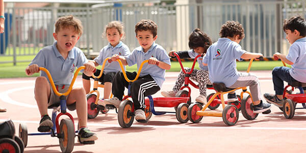 Socialising Safely during COVID-19 in Nurseries in Dubai