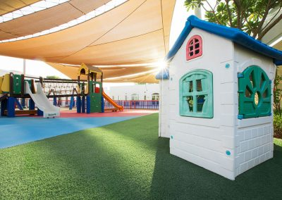 Dubai Silicon Oasis Emirate British Nursery