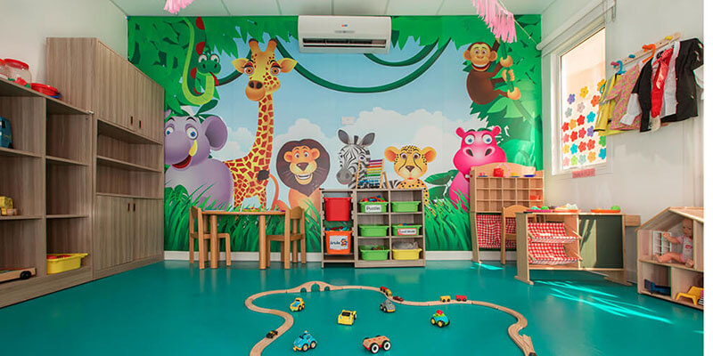 How to Choose a Nursery in Dubai