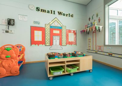 Motor City Dubai Nursery